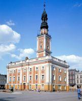 Rådhuset i Leszno